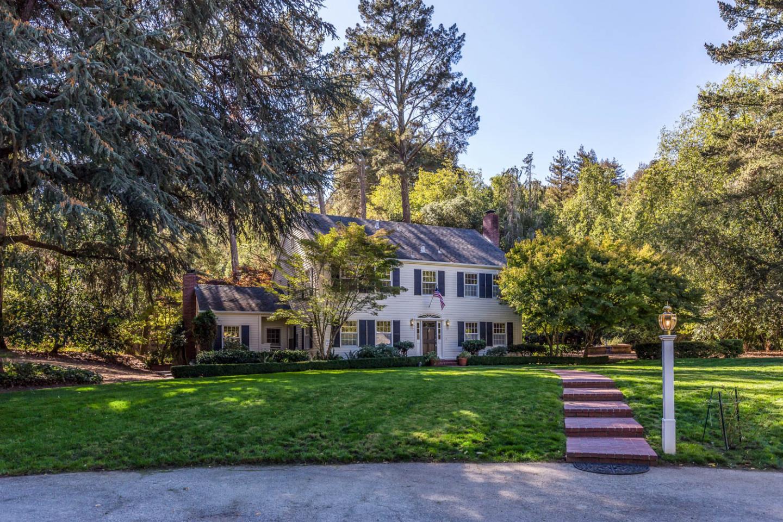 1543 Portola RD Woodside CA 94062