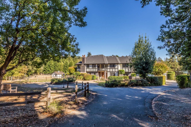 4175 Woodside RD Woodside CA 94062