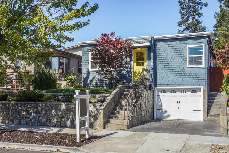 1620 Vera AVE Redwood City CA 94061